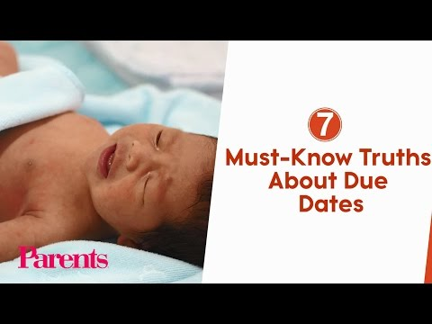 7 Must-Know Truths About Due Dates | Parents