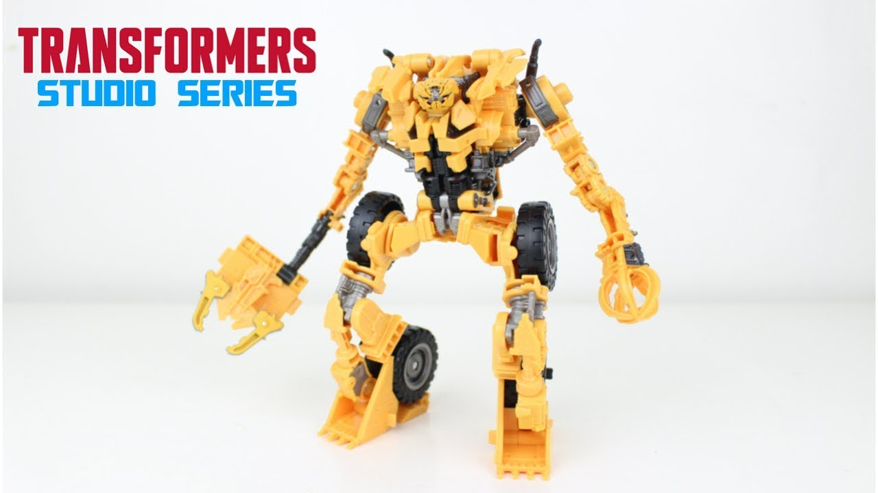 Studio Series SS-60 Voyager Class Scrapper Review