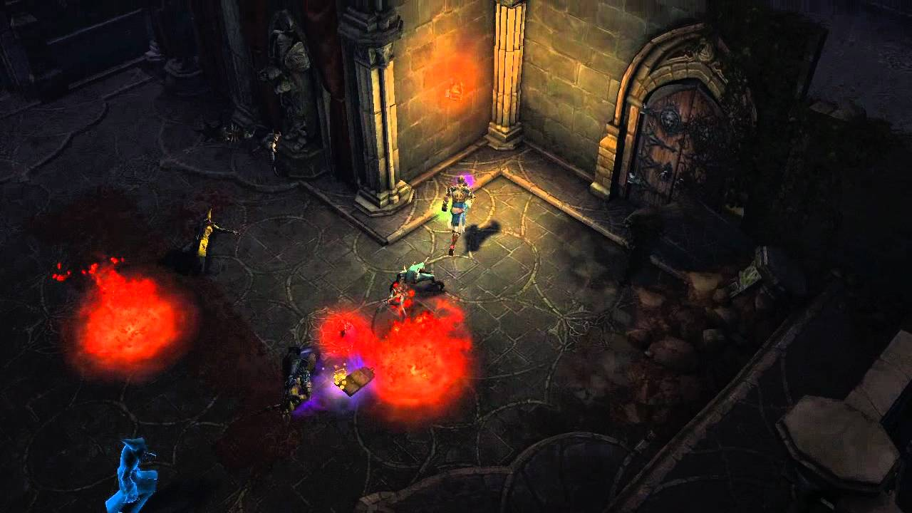 Everything you need to know about Diablo III on the Nintendo