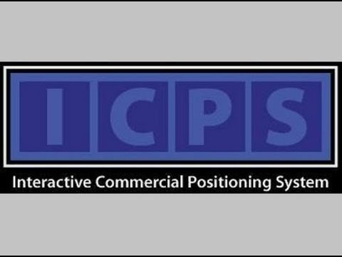 2008 Interactive Commercial Positioning System ICPS