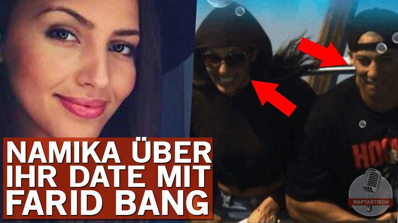 Namika verrät, wie ihr Date mit Farid Bang gelaufen ist