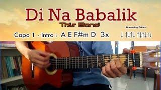 di na babalik - this band - guitar chords