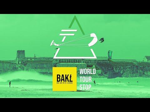 LIVE Full Power Tarifa x BAKL - Big Air Kitesurfing Event