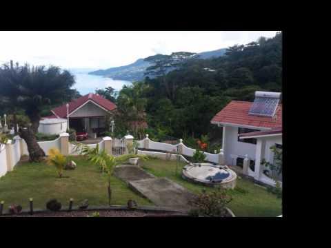 Seychelles Island Luxury villa  Bay view