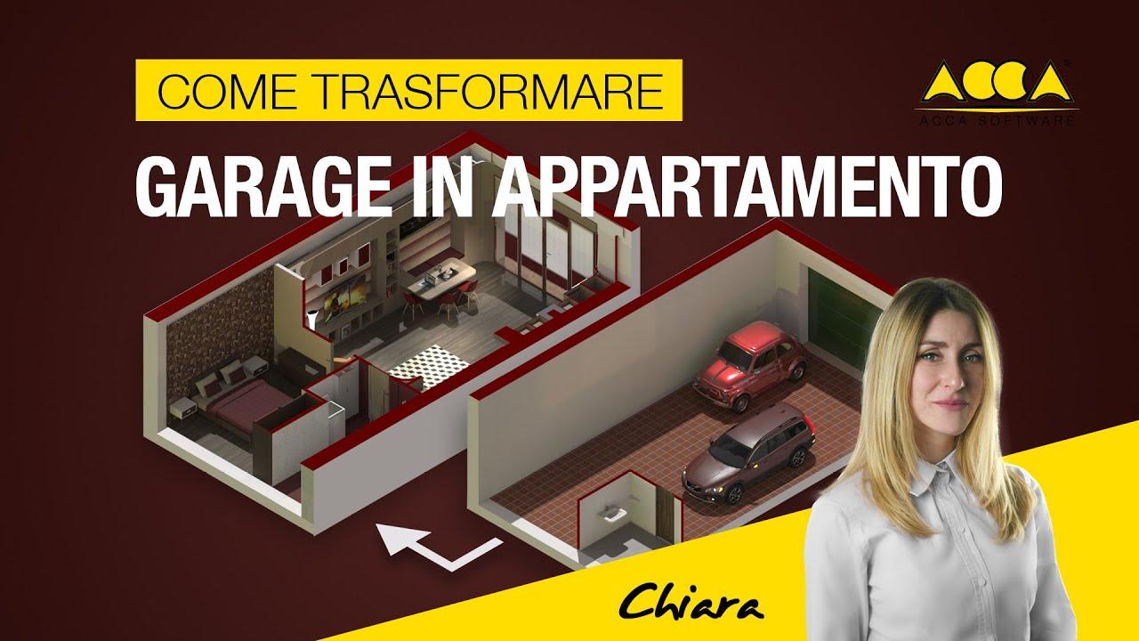 Trasformare Un Garage In Abitazione come trasformare un garage in appartamento | biblus-bim