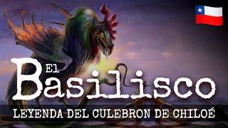 Basilisco Chilote - Leyenda chilena de una criatura mitad gallo mitad serpiente
