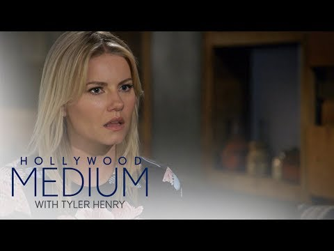 Elisha Cuthbert Is Blown Away By Tyler Henry's Reading  Hollywood Medium with Tyler Henry  E!