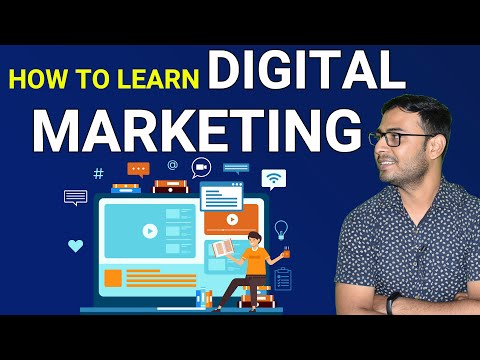 How to Learn Digital Marketing ( Beginners Guide )