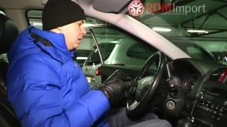 Honda CR-V 2007 левый руль год 2 л. автомат 4WD  от РДМ-Импорт