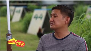 CHICKEN TALK WITH JOSEFINO DE GUZMAN OF JMG VIKINGS GAMEFARM