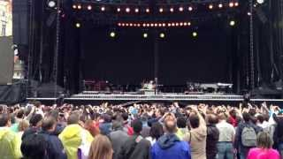Bruce  Springsteen - This Hard Land (acoustic solo set) live @ Napoli 2013
