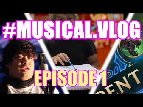 #MUSICAL.VLOG | EP1 - The Artist Part 1(Experimental)