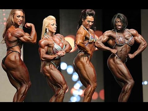 The Death of Women's Bodybuilding | All Ms. Olympia Winners Compilation (1980-2014)