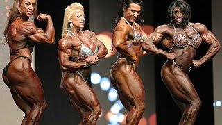 The Death of Women's Bodybuilding | All Ms. Olympia Winners Compilation (1980-2014)(The Death of Women's Bodybuilding - All Ms. Olympia Winners Compilation (1980-2014) | Video by We Are Gym Addicts Song by Tobu: http://bit.ly/1RwWIAj., 2016-02-12T20:38:19.000Z)