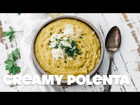 delicious-italian-creamy-polenta-recipe