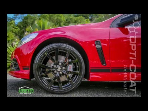 Craig Lowndes Edition Holden SSV Opti Coat PRO+