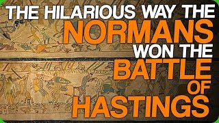 The Hilarious Way the Normans Won the Battle of Hastings (Let's Talk About The Last Jedi)