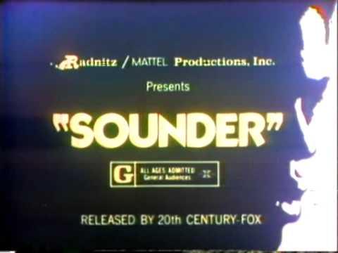 Promo   Movie   Sounder 09 21 72