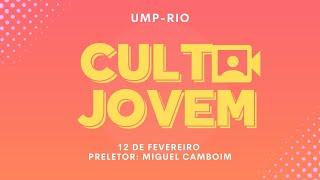 Culto Jovem   Igreja Presbiteriana do Rio  12.02.2021