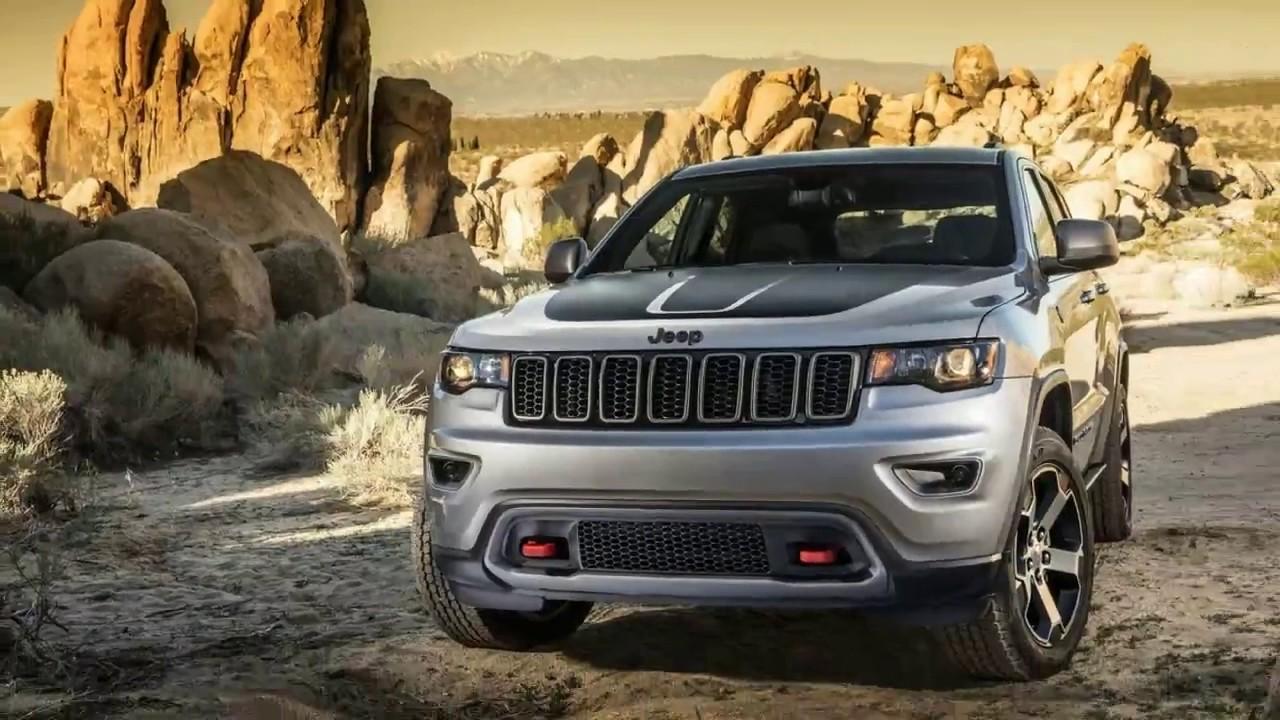 2017 Jeep Grand Cherokee Altitude Interior Youtube