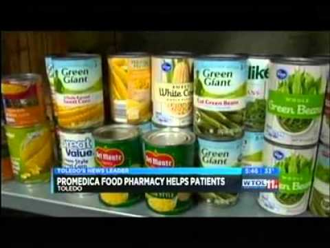 WTOL: ProMedica Food Pharmacy addresses hunger as a health issue