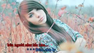 [Tập Hát - Anh Ba] Giả Vờ Yêu (Remix) - Ngô Kiến Huy - Full HD Karaoke