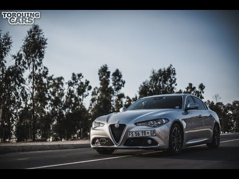 Alfa Romeo Giulia 2.0T Review - The Italian Renaissance!
