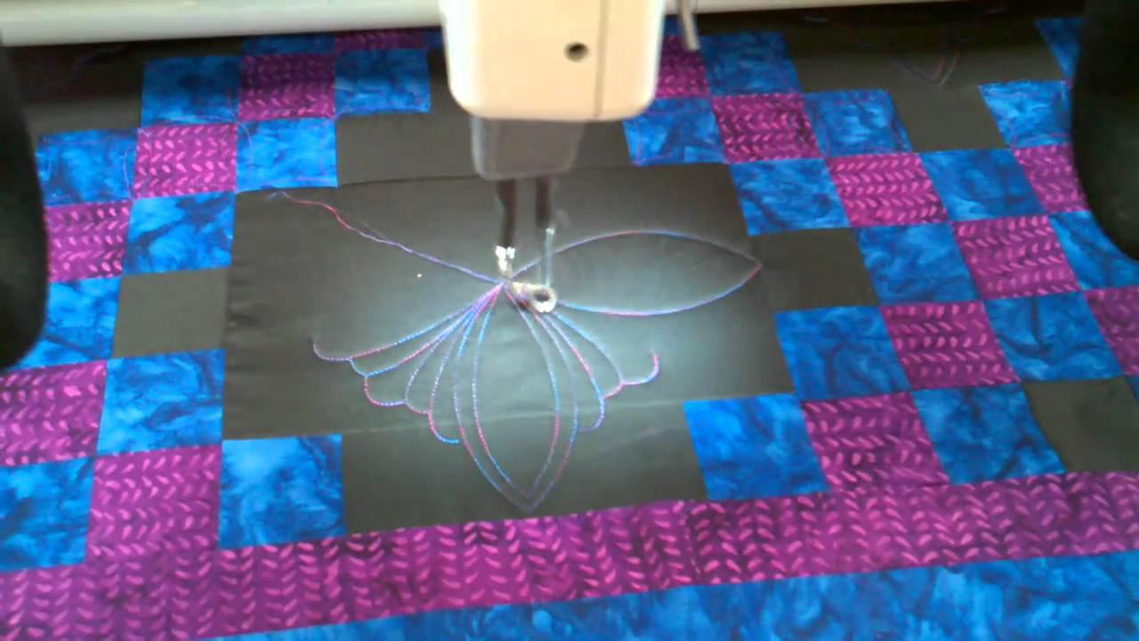 avante u0026 39  handi quilter with pro-stitcher