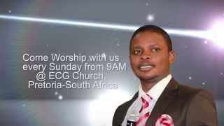 Gambar cover Come worship with Us every Sunday @ ECG Church,Pretoria-South Africa-Prophet Shepherd Bushiri