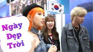 H&M CHANNEL | Sang Hàn Quốc Đốt Pháo Chém Lộn Cùng Anh ViruSs, Jack K-icm, Ngân ST
