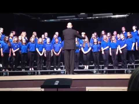 Herget Middle School (early morning) Choir 2014