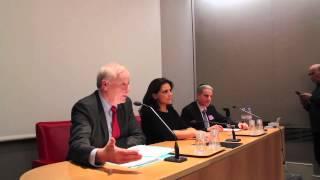 Abattage Rituel - Claude Dilain - Sénat - Lynda Asmani