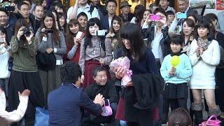 EmotionRise #Flashmob Flash mob under the Tokyo Tower! This video i...