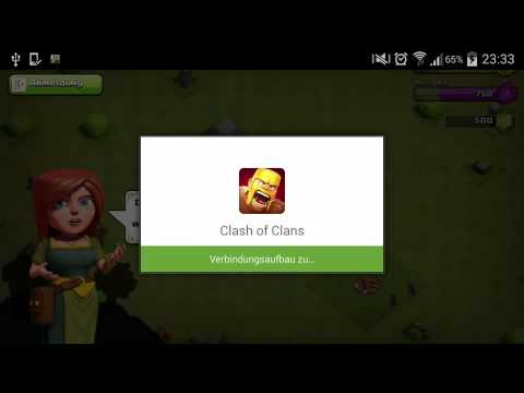 2. Account in Clash of Clans (Android) - Tutorial