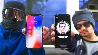 Can You Trick iPhone X Face ID? Face ID Review