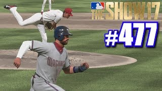 HOW TO GET THE BEST JUMP EVER WHEN STEALING HOME! | MLB The Show 17 | Road to the Show #477