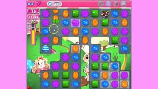 Candy Crush Saga Level 69, 3 stars