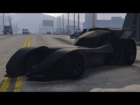 GTA Online: Vigilante (Batmobil) Review - Lohnt es sich?