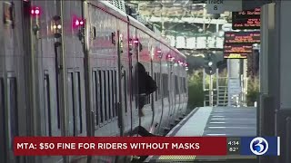 VIDEO: MTA to fine riders $50 …