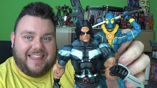 Marvel Legends Warpath & Deadpool Toys R Us Exclusive Unboxing Review