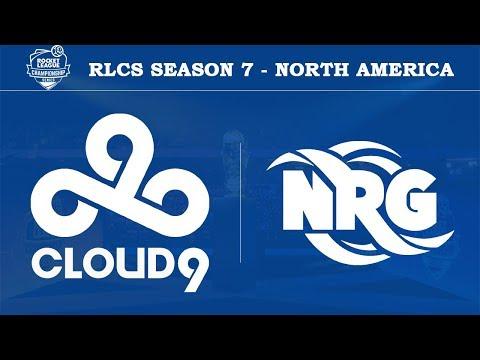 Cloud9 vs NRG | RLCS Season 7 - North America [4th May 2019]