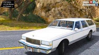1989 Chevrolet Caprice Wagon GTA V MOD 2 7K 1440p