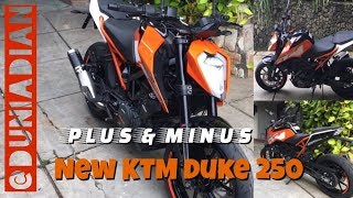 My New Bike: New KTM Duke 250 ABS MY 2018 l Review Lengkap