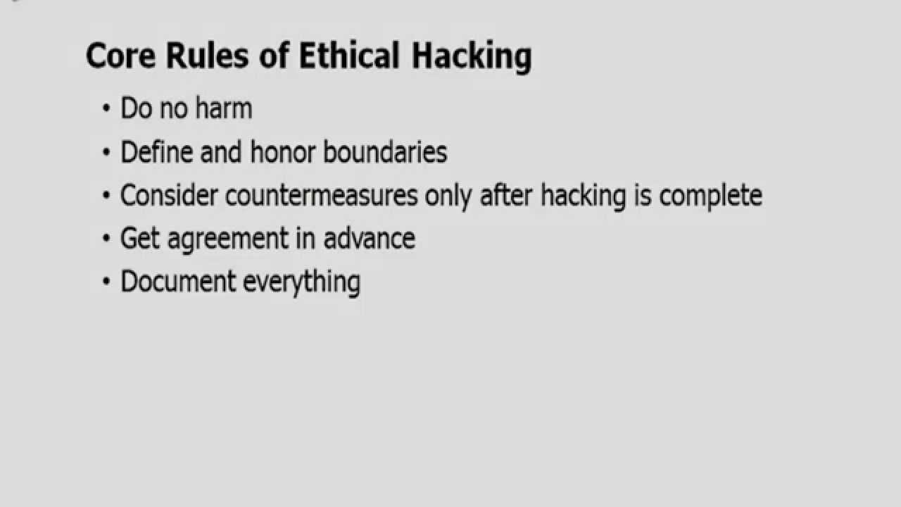 Ethical hacking course free part 1 core rules youtube ethical hacking course free part 1 core rules xflitez Image collections