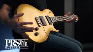 The SE Santana Singlecut Trem | PRS Guitars