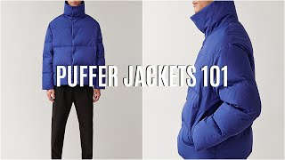 Puffer Jackets 101 | Everything you need to know