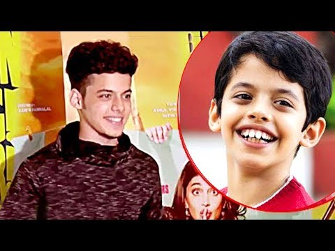 This Is How Darsheel Safary From Taare Zameen Par Looks Now