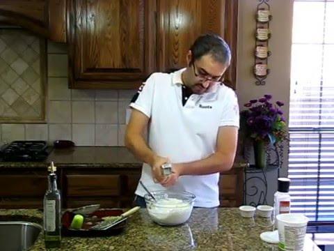 Making Authentic Greek Tzatziki (Yogurt Garlic Dip/Sauce)