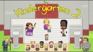 Kindergarten 2 part 4: janitor vs janitor