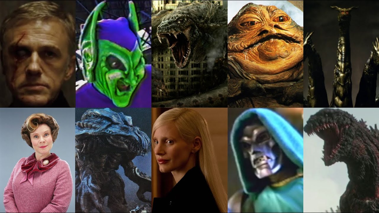 Download Defeats Of My Favorite Movie Villains 9